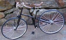 Miniature Antique Bike 1885  1/6 Scale