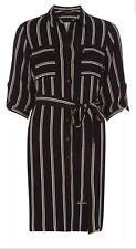 Dorothy Perkins Collar Striped Dresses for Women