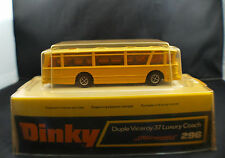 Dinky Toys Gb 296 Dupple Viceroy Luxury coach bus autobus boite boxed