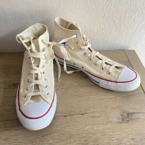 Converse Chuck Taylor All Star Core High Top Ivory 11.5 / 13.5 Unisex 159484F (H