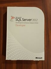 Microsoft SQL Server 2012 Developer RETAIL