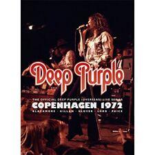 DEEP PURPLE MK II LIVE IN COPENHAGEN 1972 JAPAN 2CD + DVD SET