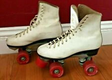 VINTAGE DOMINION CANADA ROLLER SKATES-DERBY-DOMINION PRECISION-ALL ORIGINAL-7