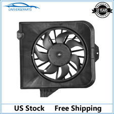 Gates Engine Cooling Fan Module for 2001-2007 Chrysler Town /& Country Van xz