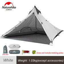 Naturehike Outdoor Ultralight Tent Waterproof 20D Silicone Camping Hiking Tent