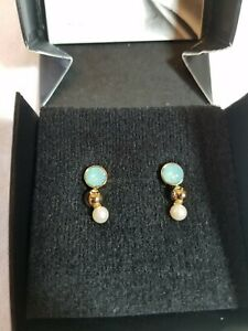 Yanbal. Malibu Earrings. 1 Pair.