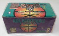 SEALED 1993-94 TOPPS STADIUM CLUB NBA Basketball Series 2 JUMBO BOX Beam Team
