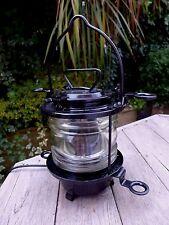 Vintage Ship's Boat Lamp Nautical Marine Antique Loft Bedroom Home Farm Collecto
