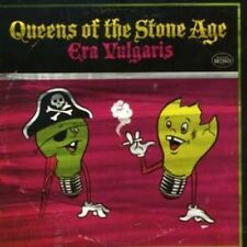 Era Vulgaris [UK] by Queens of the Stone Age (CD, Jun-2007, Universal Distribution)