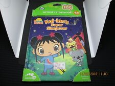 Leap Frog Leap Reader/Tag KAI-LAN'S Super Sleepover Ages 4 - 6 Years