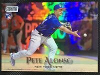 #/25! 🚨 2019 Topps Stadium Club Pete Alonso RC Rainbow Foilboard Parallel #272