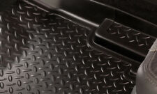 Husky Liners 1st Front Row BLACK Floor Liners Custom Fitting All Weather Mats