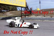 James Hunt Hesketh 308 Canadian Grand Prix 1974 Photograph 1