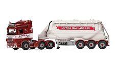 CORGI cc13769 1/50 Scania R Highline Feldbinder CISTERNA DOWSE Haulage LTD