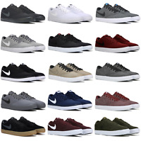 Men's Nike SB Check Solar Sneakers Canvas Skate Lifestyle Shoes
