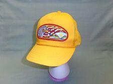 2001 National Jamboree - Minsi Trails Council Ball Cap - Council Patch on Cap