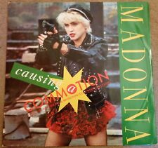 Madonna - Causing A Commotion original 1987 12 inch vinyl single