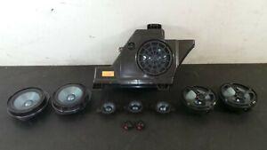 Mercedes W204 Subwoofer Harman Kardon Logic 7 Soundsystem Lautsprecher 1Y236-093