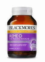 Blackmores-Reme-D for Migraine Headache 60 Capsules