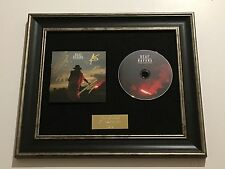 RARE ALL THESE COUNTLESS NIGHTS FRAMED CD SIGNED//AUTOGRAPHED DEAF HAVANA