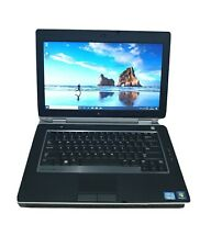 Dell Latitude E6430 Laptop Core i5-3320M 2.60GHz 8GB RAM 500GB HDD Win 10 Pro