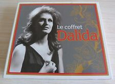 LE COFFRET DIGIPACK 5 CD BEST OF DALIDA 100 TITRES 2011