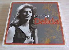 LE COFFRET DIGIPACK 5 CD BEST OF DALIDA 100 TITRES 2011