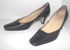 Vintage Carvela Shoes Navy Size UK 6.5 Real Leather