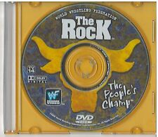 WWF - The Rock: The People's Champ (DVD, 2000) {2602}