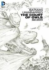 Batman Unwrapped: The Court of Owls HC by Scott Snyder (Hardback, 2014)