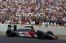 Olivier Grouillard Fondmetal F1 SpA F1 Season 1991 Photograph 1