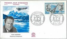 64850  - FRANCE - POSTAL HISTORY - FDC  COVER: CONCORD Aviation AIRPLANES 1970