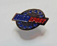 Eurosport TV Channel Lapel Pin Badge