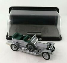 New ListingFranklin Mint 1:24 Scale 1907 Rolls Royce Silver Ghost With Tag & Case