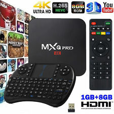 Pro S905X Smart TV BOX Android 6 Marshmallow Quad Core 8GB 4K WIFI Media Player
