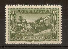 Albania 1923 2F Durres SG150 Mint