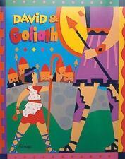 Bible Big Books: David & Goliath (Paperback or Softback)