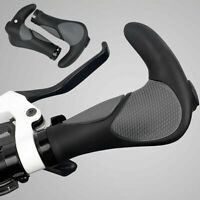 HOT Mountain Bike Handlebar Cover Handle Grip Bar Rubber Horn Grips MTB Bicycle