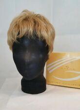 Eva Gabor Wig Blond Short with Original Box