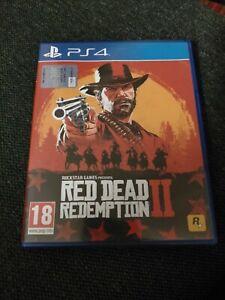 Rockstar Games Red Dead Redemption II Videogioco (Sony Playstation 4)