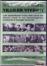 La Notte Dei Trailer Viventi Dvd Sigillato Volume 4