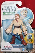 New! Playskool Heroes Star Wars Jedi Force (Obi-Wan Kenobi) - Age 3-7