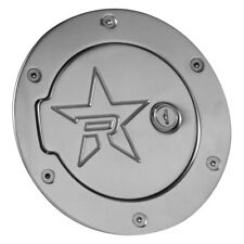 For Toyota Tundra 07-18 RBP RX-2 Series Locking Polished Gas Cap Cover