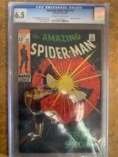Amazing Spider-man 72 CGC 6.5