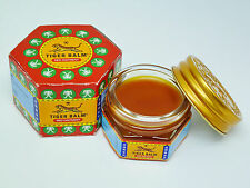 1 x10g. Tiger Balm RED Herbal Jar Rub Muscles Aches Pain Relief Free Shipping