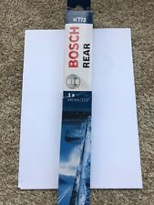 Rear Windscreen Wiper - Bosch H772