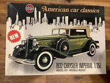Airfix 1:25 08440 Chrysler Imperial 1932 Rarität (BV38-20K2/4/2)