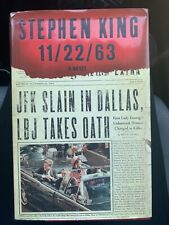 11/22/63 : A Novel by Stephen King (2011, Hardcover) Like New