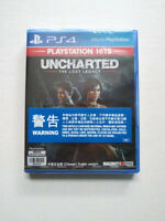 Uncharted The Lost Legacy PlayStation PS4 2019 Chinese English Factory Sealed