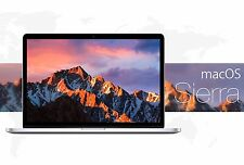 "Apple MacBook Pro 15"" Retina Intel i7 Quad Core 256GB SSD 16GB RAM 2880 x 1800"